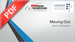 PDF Document: Muscular Dystrophy Webinar Series - Moving Out