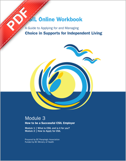 PDF Document: Module 3 - How to be a successful CSIL employer